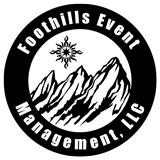 Foothills Event Management Logo
